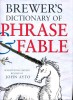 AYTO, JOHN : Brewer's Dictionary of Phrase and Fable / Chambers, 2008