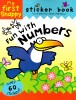 Fun With Numbers Sticker Book / Silver Dolphin, 2004