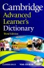 Cambridge Advanced Learner's Dictionary with CD-ROM / CUP, 2009