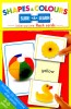 Shapes and Colours /Interactive Flash Cards / Hinkler Books, 2007