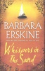 ERSKINE, BARBARA : Whispers in the Sand / HarperCollins, 2001