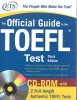ETS - Educational Testing Service : The Official Guide to the TOEFL Test / MCGRAWHILL, 2009