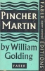 GOLDING, WILLIAM : Pincher Martin / Faber and Faber, 1965