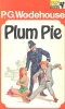WODEHOUSE, P. G. : Plum Pie / Pan, 1968