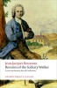 ROUSSEAU, JEAN-JACQUES : Reveries of the Solitary Walker / Oxford University Press, 2011