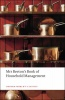 BEETON, ISABELLA : Mrs Beeton's Book of Household Management  / Oxford Paperbacks, 2008