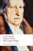 HEGEL, G. W. F.  : Outlines of the Philosophy of Right  / Oxford Paperbacks, 2008