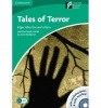 VARIOUS AUTHORS : Tales of Terror - Level 3 with CD-ROM / Cambridge, 2009