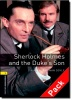 CONAN DOYLE, ARTHUR : Sherlock Holmes and the Duke's Son Audio CD Pack - Stage 1 / OUP Oxford, 2007