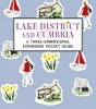 COSFORD, NINA : Lake District and Cumbria: A Three-Dimensional Expanding Pocket Guide / Walker, 2014