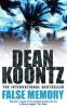 KOONTZ, DEAN : False Memory / Headline, 2000