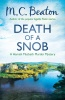 BEATON, M. C.  : Death of a Snob / C & R Crime, 2013