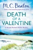 BEATON, M. C. : Death of a Valentine / C & R Crime, 2013