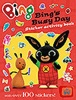Bing's Busy Day Sticker Activity Book / HarperCollins Children's Books, 2014