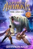 HALE, SHANNON : Fire and Ice / Scholastic, 2014