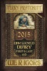 PRATCHETT, TERRY : Discworld Diary 2015: We R Igors / Gollancz, 2014
