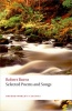 BURNS, ROBERT  : Selected Poems and Songs  / Oxford Paperbacks, 2014