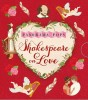 COOPER, DAWN (ILLUSTRATOR) : Shakespeare on Love / Walker Books, 2015