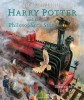 ROWLING, J. K. : Harry Potter and the Philosopher's Stone: Illustrated Edition / Bloomsbury Childrens, 2015