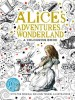 Alice's Adventures in Wonderland - A Colouring Book / Macmillan, 2015