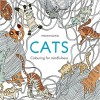 MESDEMOISELLES : Cats - Colouring for Mindfulness / Hamlyn, 2015