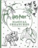 Harry Potter Magical Creatures Colouring Book / Studio Press, 2016