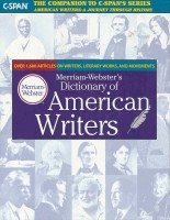 Dictionary of American Writers / Merriam-Webster, 1991.