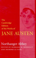 AUSTEN, JANE : Northanger Abbey / CUP, 2005