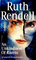 RENDELL, RUTH : An Unkindness of Ravens / Arrow, 1994