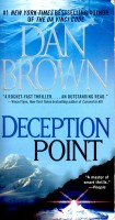 BROWN, DAN : Deception Point / Pocket Books, 2006