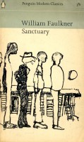 FAULKNER, WILLIAM : Sanctuary / Penguin, 1964