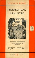 WAUGH, EVELYN : Brideshead Revisted / Penguin, 1957