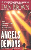 BROWN, DAN : Angels and Demons / Pocket, 2001