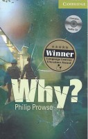 PROWSE, PHILIP : Why? + CD / Cambridge UP, 2008
