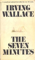 WALLACE, IRVING  : The Seven Minutes / Pocket, 1970