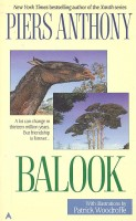 AMTHONY, PIERS  : Balook / Ace, 1997