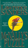 SANDERS, LAWRENCE : McNally's Puzzle / Berkley, 1997