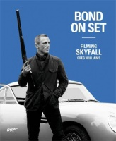 WILLIAMS, GREG : Bond On Set Filming Skyfall / DK, 2012