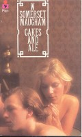 MAUGHAM, SOMERSET, WILLIAM : Cakes and Ale / Pan, 1976