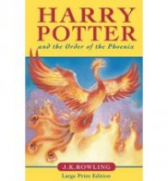 ROWLING, J. K. : Harry Potter and the Order of the Phoenix / Bloomsbury Publishing PLC, 2003