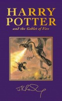 ROWLING, J. K. : Harry Potter and the Goblet of Fire / Bloomsbury, 2000