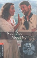SHAKESPEARE, WILLIAM - MCCALLUM, ALISTAIR : Much Ado About Nothing - Stage 2 / Oxford, 2007