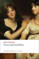 AUSTEN, JANE : Sense and Sensibility / Oxford Paperbacks, 2008