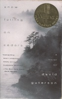 GUTERSON, DAVID : Snow Falling on Cedars / Bloomsbury, 1995