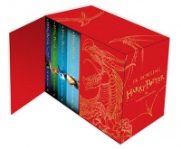 ROWLING, J. K. : Harry Potter Box Set: The Complete Collection (Children's Hardback) / Bloomsbury, 2014