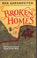 AARONOVITCH, BEN : Broken Homes / Gollancz, 2014