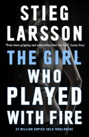 LARSSON, STIEG : The Girl Who Played with Fire / MacLehose Press, 2015