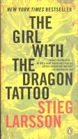 LARSSON, STIEG : The Girl with the Dragon Tattoo / Penguin, 2008