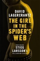 LAGERCRANTZ, DAVID : The Girl in the Spider's Web / MacLehose Press, 2016