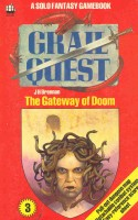 BRENNAN, J. H. : Grail Quest - The Gateway of Doom / Armada, 1984